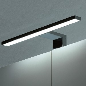 Lampa do szafki, do lustra LED ANNA 30cm | CHROM IP44 230V