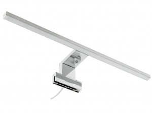 Lampa LED na lustro ALA 50cm CHROM | IP44  230V